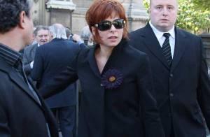PHOTOS : Mylène Farmer, Sylvie Vartan, Valérie Lemercier : le dernier adieu à Frédéric Botton...