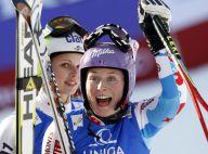 Tessa Worley : La jolie championne sacrée devant son papa venu du bout du monde