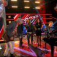 Antoine Selman dans The Voice 2, le samedi 16 février 2013 sur TF1