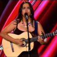 Josephina dans The Voice 2, le samedi 16 février 2013 sur TF1