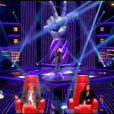 Ayme dans The Voice 2, le samedi 16 février 2013 sur TF1