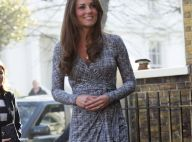 Kate Middleton enceinte et en action : 1re sortie officielle du baby bump !