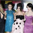 "Ashley Benson, Selena Gomez, Vanessa Hudgens et Rachel Korine Avant premiere de ""Spring Breakers"" au Grand Rex a Paris le 18 fevrier 2013  Premiere of the movie ""Spring Breakers"" in Paris at Grand Rex on 18/02/201318/02/2013 - Paris"