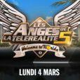 Nouvelle bande-annonce des Anges de la télé-réalité 5 sur NRJ 12 dès le lundi 4 mars à 17h20
