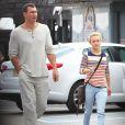 Hayden Panettiere et Wladimir Klitschko, en sortie amoureuse à Miami, le 19 février 2013.