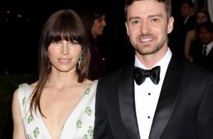 Fashion Week : Justin Timberlake et Jessica Biel, radieux pour soutenir Tom Ford