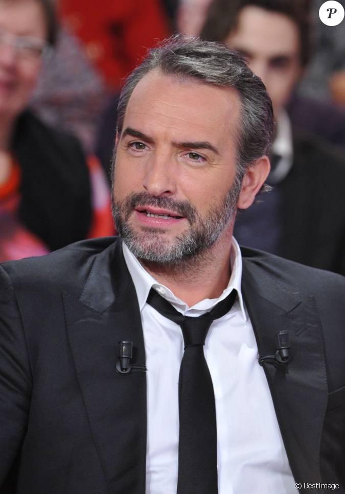 Jean dujardin tr s s rieux pendant le tournage de l for Dujardin france