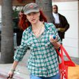 Juliette Lewis faisait quelques achats chez Whole Food dans West Hollywood le 21 février 2013.