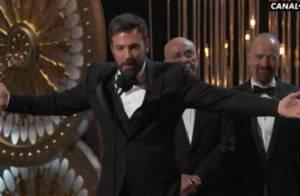 Oscars 2013 : Toute la 85e cérémonie - Argo de Ben Affleck sacré
