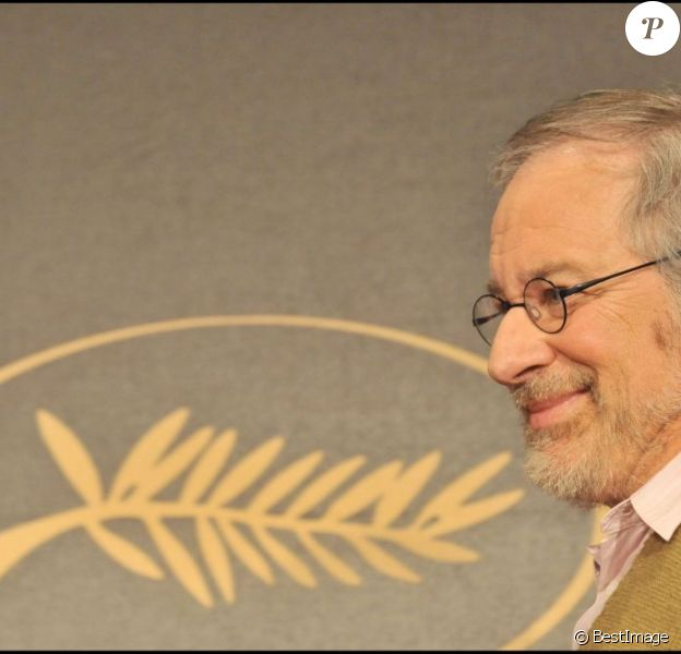 Steven Spielberg revient à Cannes en président, après avoir présenté Indiana Jones 4 en mai 2008.