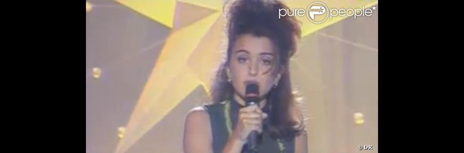 Jenifer Bartoli en 1997 dans Graines de Stars sur M6
