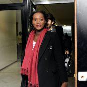Rama Yade, enceinte et soucieuse : Elle se présente au tribunal