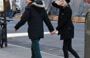 Emma Stone : Amoureuse et inséparable de son boyfriend Andrew Garfield