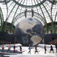 Défilé Chanelautomne-hiver 2013-2014 à Paris au Grand Palais