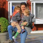 Jennifer Garner, joueuse : L'actrice glamour fait le clown pour ses enfants