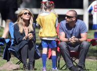 Heidi Klum : Supportrice glamour et amoureuse face à ses enfants footballeurs
