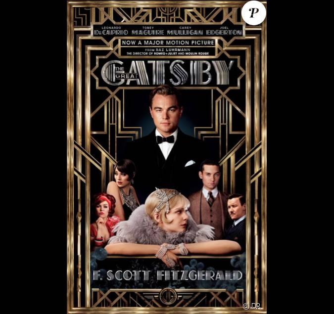 Leonardo Dicaprio Pourrait Jouer Dans Gatsby Le Magnifique: Affiche Du Film Gatsby Le Magnifique De Baz Luhrmann