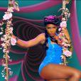 """La chanteuse Kelly Rowland dans son nouveau clip """"Kisses Down Low"""" dévoilé mardi 12 mars 2013."""