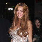 Lindsay Lohan : Une prémonition en avion quelques heures avant son audience !