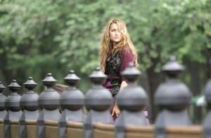 PHOTOS : La délicieuse actrice Leelee Sobieski, sublime à New York!
