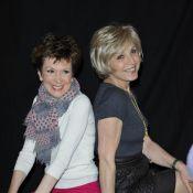 Évelyne Dhéliat et Catherine Laborde : Deux Miss Météo rayonnantes de beauté