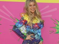 Fergie, enceinte et radieuse, assume enfin son baby bump aux Kids' Choice Awards