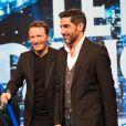 Arthur et Ary Abbitan dans le prime de Vendredi tout est permis, diffusé le 19 avril 2013 sur TF1
