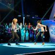 Michèle Laroque et Alessandra Sublet dans le prime de Vendredi tout est permis, diffusé le 19 avril 2013 sur TF1