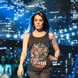 Sofia Essaïdi dans le prime de Vendredi tout est permis, diffusé le 19 avril 2013 sur TF1