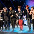 Arthur et ses invités dans le prime de Vendredi tout est permis, diffusé le 19 avril 2013 sur TF1