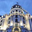 Le Negresco à Nice, le 6 octobre 2012.