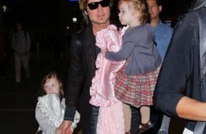 Keith Urban, sans Nicole Kidman: Papa protecteur avec ses filles Sunday et Faith