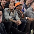 Chris Brown au Madison Square Garden de New York le 31 mars 2013