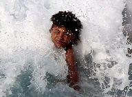 Heidi Klum : Paniquée, elle se jette à l'eau pour sauver son fils de la noyade