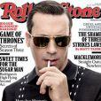 Jonn Hamm en couverture du magazine Rolling Stone, sorti le 29 mars 2013.