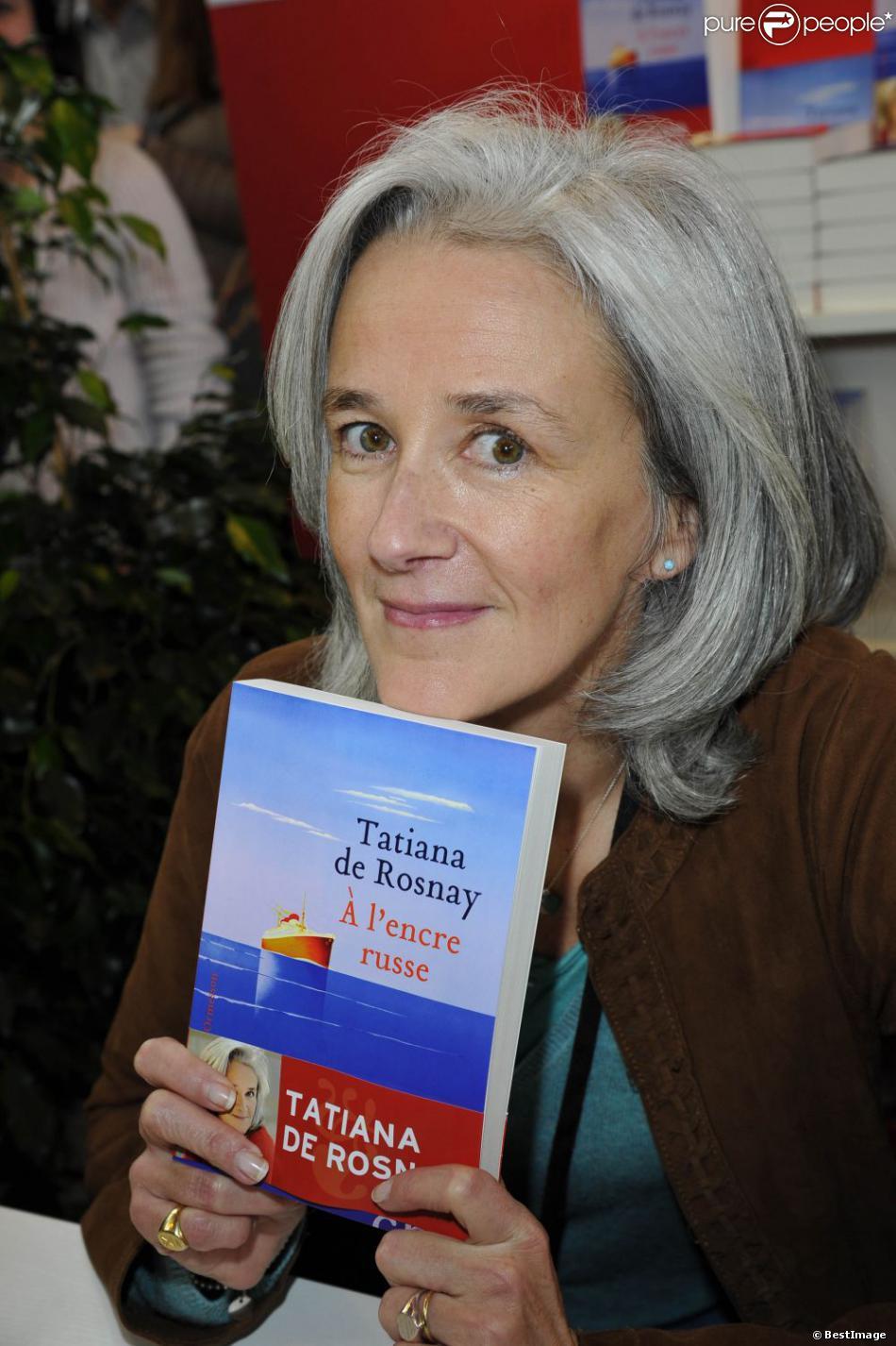Tatiana de rosnay la 33e dition du salon du livre for Salon du x porte de versailles