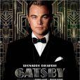 Affiche du film The Great Gatsby de Baz Luhrmann
