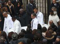 Obsèques de Gérald Babin : Dignes, en blanc, sa maman et sa compagne le pleurent