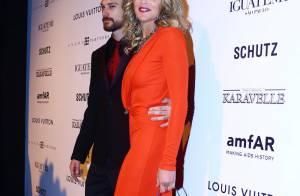 Kate Moss et Sharon Stone : Un baiser langoureux à São Paulo