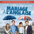 Affiche officielle du film Mariage à l'anglaise.