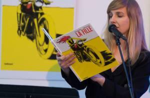 Prix BD Fnac : Barbara Carlotti fait sa fille devant le Loup des mers Riff Reb's