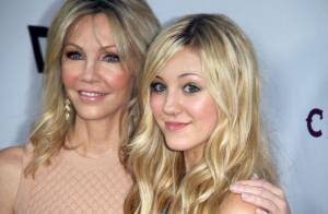 Heather Locklear et Ava Sambora : Duel de robes courtes entre mère et fille