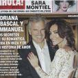 Hola!  met à la une, en avril 2013, l'histoire d'amour de Pauline Ducruet, fille de la princesse Stéphanie de Monaco, et de Paul-Noël Ettori, fils de Jean-Luc Ettori.