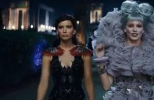 Hunger Games 2 : Première bande-annonce puissante de L'Embrasement