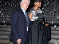 Robert De Niro : Radieux au côté de sa fille adoptive, Drena, très décolletée