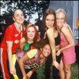 Victoria Beckham et les Spice Girls au milieu des années 90