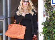 Jessica Simpson : Mariage, baby shower... la future maman est hyperactive