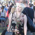 Hayley Hasselhoff au festival de musique de Coachella, le 19 avril 2013
