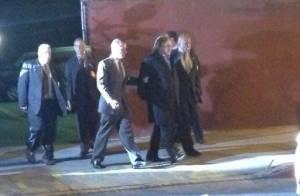 Gérard Depardieu dans le film inspiré de l'affaire DSK : 1re photo de tournage