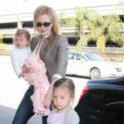 Nicole Kidman et ses enfants : 'Sunday tient de son papa, Faith est une minimoi'